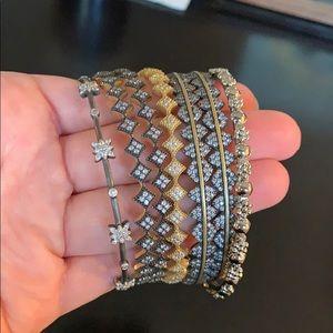 Freida Rothman Bracelet Set
